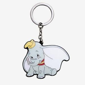 Loungefly Disney Dumbo Enamel Key Chain